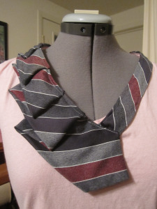 necktie refashion