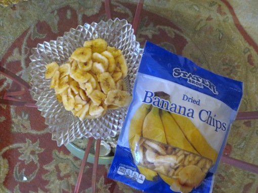 banana party banana chips