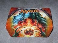 I kept the box. It felt collectible. 2011