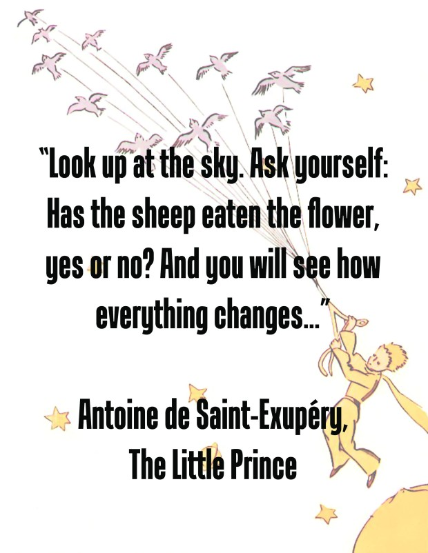 little prince free printable