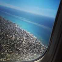 San Diego from above