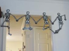 paper skeletons