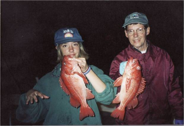 fishing 2005